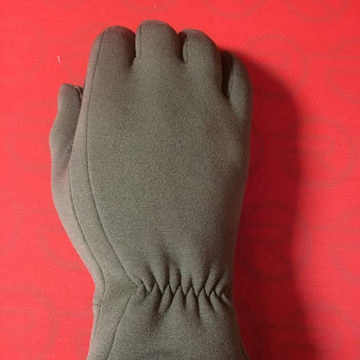 ROG FLEECE GLOVE WITH TXT